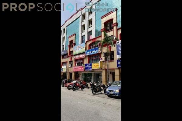 Office For Sale in Pelangi Damansara Sentral, Mutiara Damansara Leasehold Unfurnished 0R/0B 450k