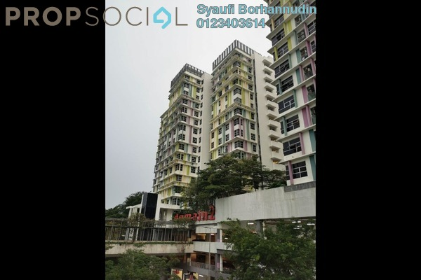 Serviced Residence For Sale in The Domain, Cyberjaya Leasehold Fully Furnished 2R/2B 250k