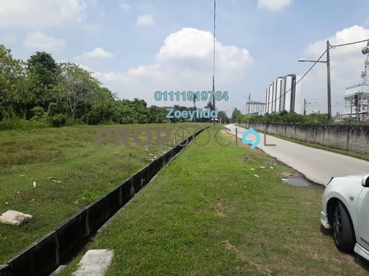 Land For Sale in Kampung Padang Jawa, Shah Alam Freehold Unfurnished 0R/0B 29m