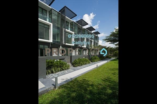 Villa For Sale in East Residence @ KLGCC Resort, Kuala Lumpur Freehold Semi Furnished 5R/5B 3.18m