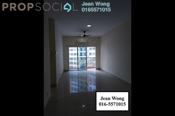 Serviced Residence For Sale in OUG Parklane, Old Klang Road Freehold Semi Furnished 3R/2B 390k