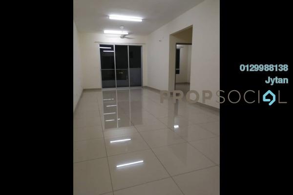 Condominium For Rent in Platinum Lake PV21, Setapak Freehold Unfurnished 2R/2B 1.2k