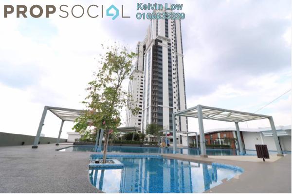 Condominium For Sale in Encorp Strand Residences, Kota Damansara Freehold Semi Furnished 3R/2B 830k