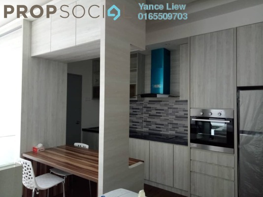 Condominium For Sale in Silk Sky, Balakong Freehold Fully Furnished 1R/1B 289k