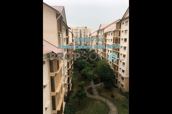 Condominium For Sale in Puncak Nusa Kelana, Ara Damansara Freehold Semi Furnished 3R/2B 560k