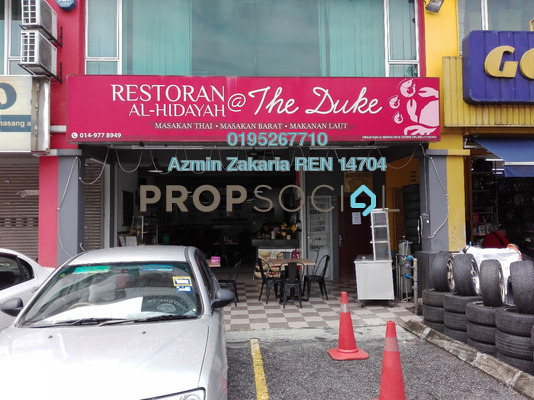 Shop For Rent in Taman Selasih, Batu Caves Freehold Unfurnished 0R/0B 5k