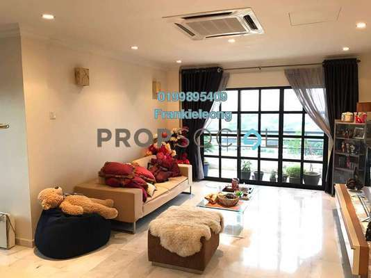 Condominium For Sale in Contessa, Bangsar Freehold Fully Furnished 2R/2B 1.5m