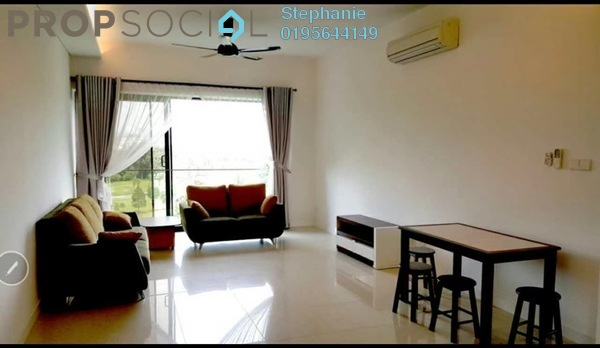 Condominium For Sale in The Horizon Residences, KLCC Freehold Fully Furnished 2R/2B 1.4m