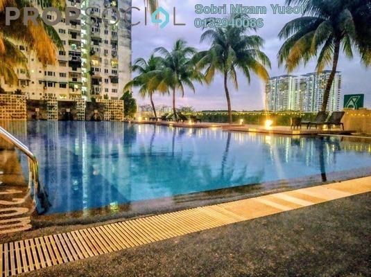 Condominium For Sale in 1Sentul, Sentul Freehold Fully Furnished 3R/2B 555k