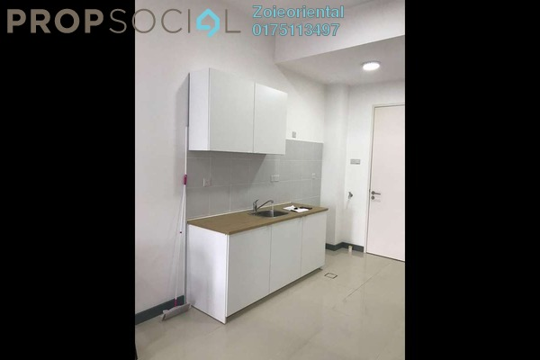 Serviced Residence For Sale in South View, Bangsar South Freehold Semi Furnished 1R/1B 566k
