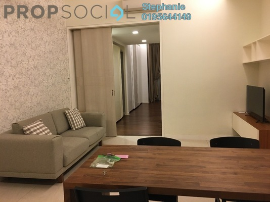 Condominium For Sale in The Horizon Residences, KLCC Freehold Fully Furnished 1R/1B 850k