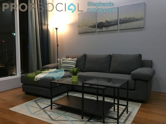 Condominium For Rent in Vipod Suites, KLCC Freehold Fully Furnished 1R/1B 4k