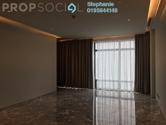 Condominium For Sale in Four Seasons Place, KLCC Freehold Semi Furnished 3R/3B 7m