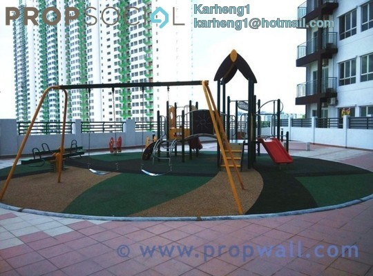 Condominium For Sale in OUG Parklane, Old Klang Road Freehold Semi Furnished 3R/2B 380k