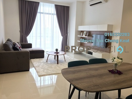 Condominium For Sale in Mirage Residence, KLCC Freehold Fully Furnished 2R/2B 1.38m