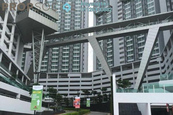 Apartment For Rent in Garden Plaza @ Garden Residence, Cyberjaya Freehold Fully Furnished 3R/2B 2k