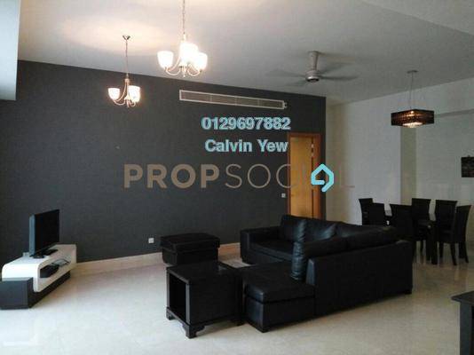 Condominium For Rent in The Meritz, KLCC Freehold fully_furnished 2R/3B 3.9k