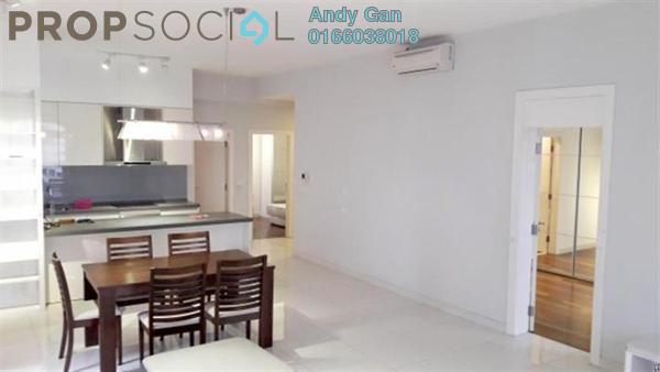 Condominium For Rent in 6 Ceylon, Bukit Ceylon Freehold Fully Furnished 2R/2B 3.2k