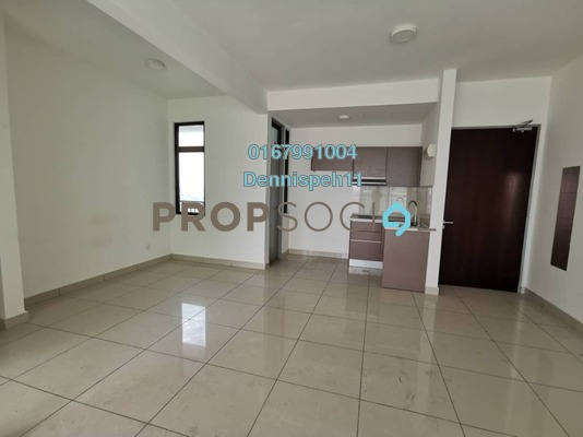 Condominium For Sale in Parc Regency, Johor Bahru Freehold Unfurnished 2R/2B 308k