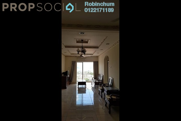 Condominium For Sale in Ketumbar Hill, Cheras Freehold Semi Furnished 4R/2B 530k