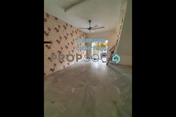 Terrace For Rent in Taman Sri Gombak, Batu Caves Freehold Semi Furnished 3R/2B 1.2k