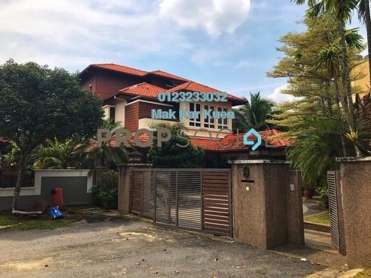Bungalow For Sale in D'Villa Botany, Kota Damansara Freehold Semi Furnished 6R/6B 3.6m