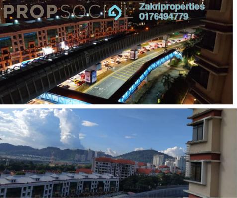 Condominium For Sale in Pelangi Astana, Bandar Utama Freehold Unfurnished 3R/2B 440k