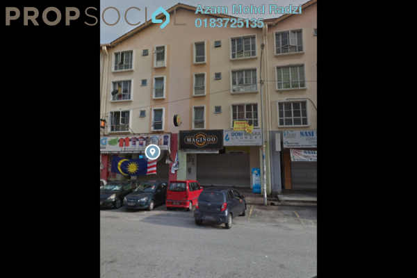 Shop For Rent in Section 7, Shah Alam Freehold Semi Furnished 0R/2B 5k