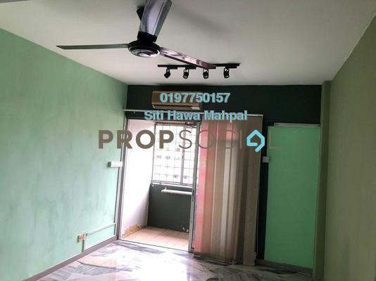 Apartment For Sale in Iris Apartment, Taman Desa Freehold Semi Furnished 2R/2B 220k
