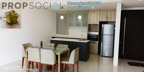 Condominium For Rent in The Capers, Sentul Freehold Fully Furnished 4R/4B 2.6k
