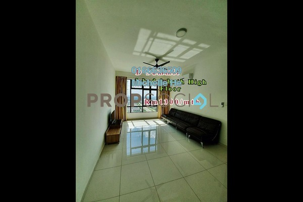 Apartment For Rent in D'Summit Residences, Skudai Freehold Fully Furnished 3R/2B 1.3k