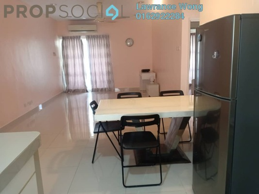 Condominium For Rent in Fawina Court, Ampang Freehold Semi Furnished 2R/2B 1.4k