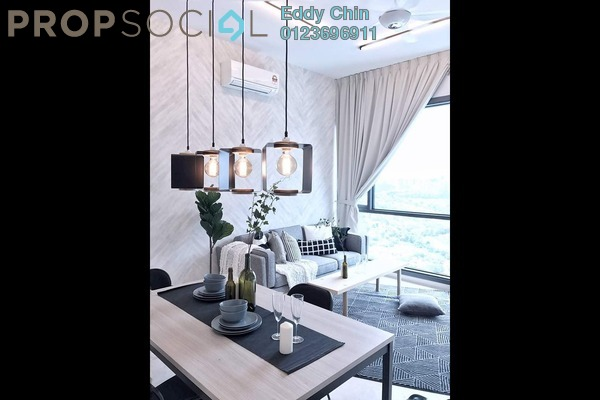 Condominium For Rent in Vogue Suites One @ KL Eco City, Mid Valley City Freehold Fully Furnished 2R/2B 4.2k