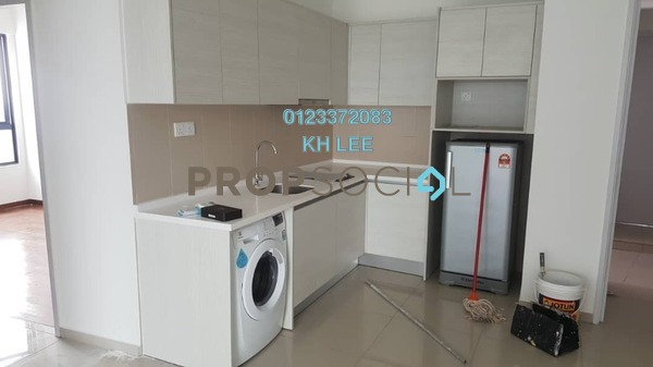 Serviced Residence For Rent in i-City, Shah Alam Freehold Semi Furnished 2R/2B 1.3k