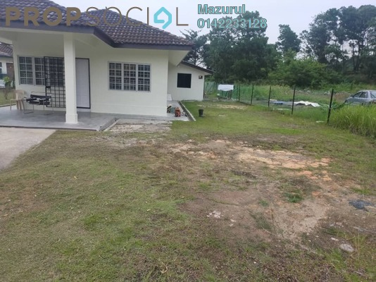Bungalow For Rent in Taman Nusa Perintis 1, Iskandar Puteri (Nusajaya) Freehold Unfurnished 3R/2B 1.8k