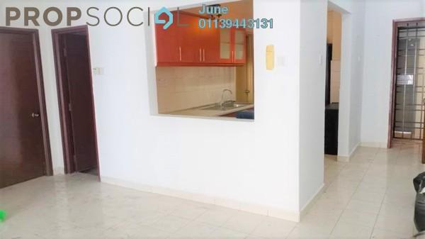Condominium For Rent in Sri Putramas I, Dutamas Freehold Semi Furnished 3R/2B 1.25k