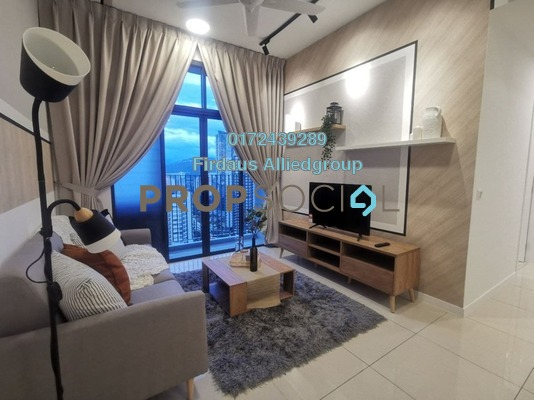 Condominium For Rent in Fera Residence @ The Quartz, Wangsa Maju Freehold Fully Furnished 3R/2B 2.1k