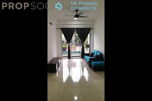 Condominium For Rent in BSP 21, Bandar Saujana Putra Freehold Fully Furnished 3R/2B 550translationmissing:en.pricing.unit