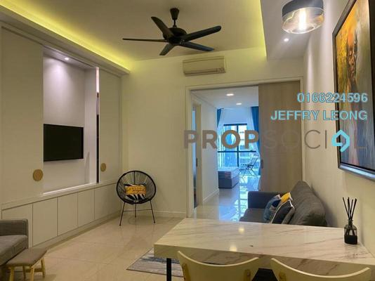 Condominium For Sale in The Horizon Residences, KLCC Freehold Fully Furnished 1R/1B 700k