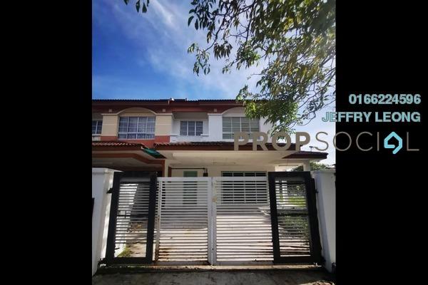 Terrace For Sale in Taman Damai Utama, Bandar Kinrara Leasehold Unfurnished 4R/3B 1m