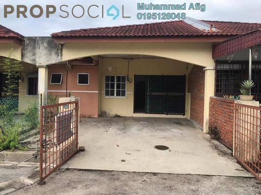 Terrace For Sale in Bandar Universiti Seri Iskandar, Bandar Universiti Seri Iskandar Freehold Semi Furnished 3R/2B 168k