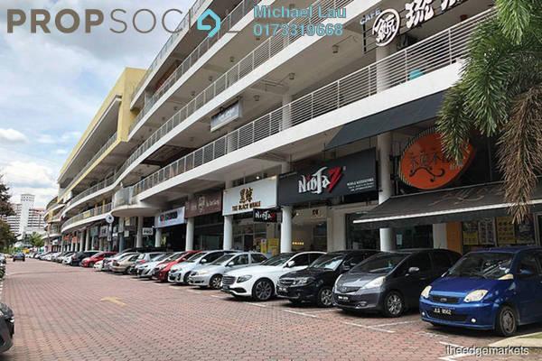 Shop For Sale in Platinum Mondrian PV128, Setapak Freehold Semi Furnished 0R/0B 700k