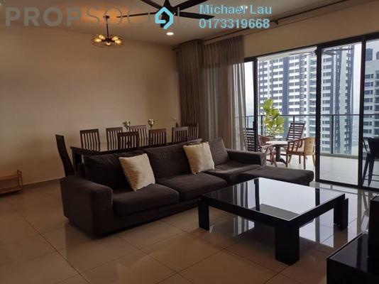 Condominium For Sale in Le Yuan Residence, Kuchai Lama Freehold Semi Furnished 0R/0B 780k