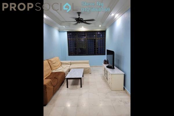 Condominium For Rent in Tiara Faber, Taman Desa Freehold Fully Furnished 3R/2B 2k