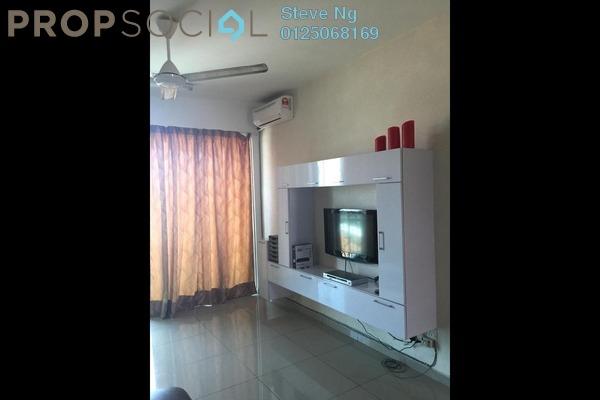 Condominium For Sale in The Zest, Bandar Kinrara Freehold Semi Furnished 3R/2B 485k