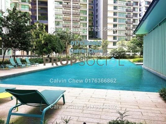 Condominium For Sale in Medini Signature, Medini Freehold unfurnished 3R/0B 496k