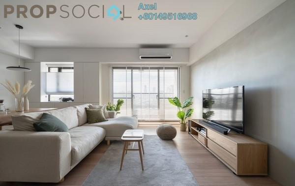 Condominium For Sale in Taman Pelangi, Sentul Freehold Fully Furnished 3R/2B 439k