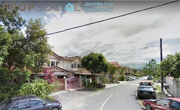 Terrace For Sale in Taman Kemacahaya, Batu 9 Cheras Freehold Semi Furnished 3R/3B 423k