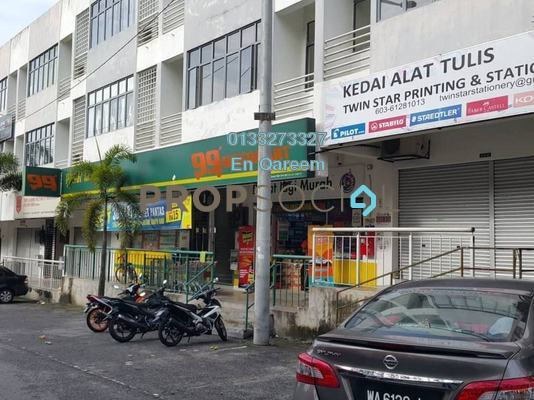 Shop For Sale in Selayang Heights Apartment, Selayang Heights Freehold Unfurnished 0R/0B 1.7m