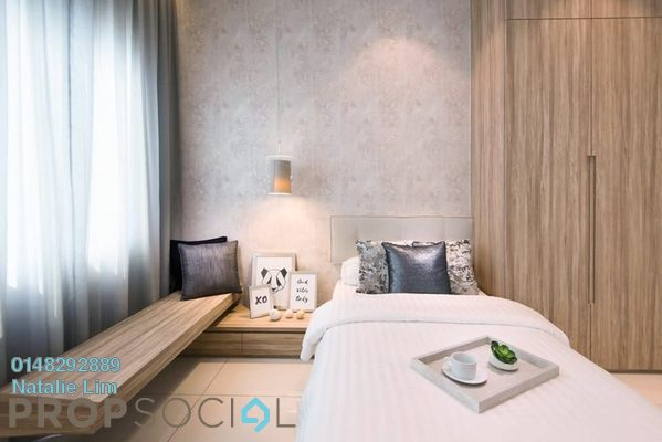 Condominium For Sale in Sunway Avila Residences, Wangsa Maju Freehold Semi Furnished 3R/2B 520k